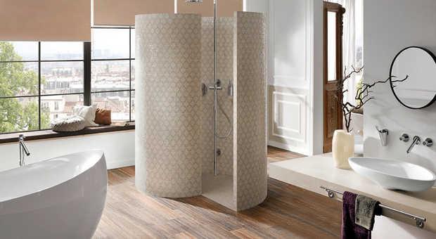 Sehr Gemauerte Dusche selber bauen HD09